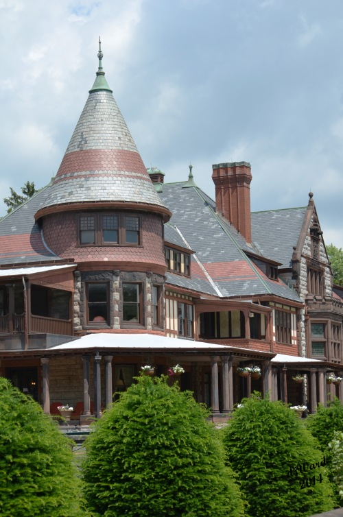 Sonnenberg Mansion